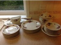 Chodziez dinner set Old Country Roses