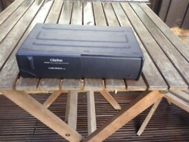 Clarion CD 6 stacker