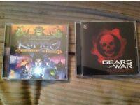 Xbox 360 soundtrack cd's