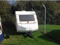 Free to any home! Completely Gutted Caravan Chassis fine No Electrics would make good Trailor