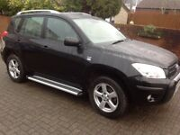 Swap my Toyota RAV4 Xt5 turbo Diesel for Yaris, Aygo c1