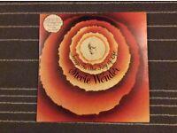 Vinyl Album. Stevie Wonder. Songs in The Key of Life. Double Album. Collectors Album