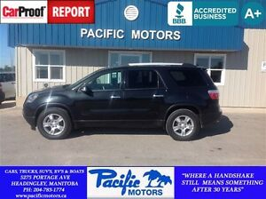 2012 GMC Acadia SLE AWD-Clean History- Financing Available
