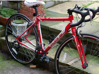 raleigh avenir aspire unsex racing bike