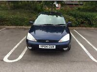 Ford Focus 1.6L LONG MOT