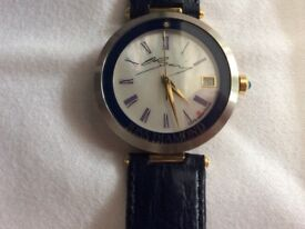Joss Diamond collectible watch