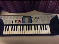 Casio Song Bank Keyboard