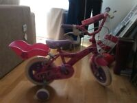 Girls children's bike