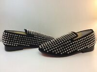 GENUINE CHISTIAN LOUBOUTIN MEN'S SPIKE SHOES BRAND NEW WITH BOX !