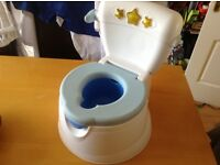 Safety First Smart Rewards Electronic Potty Trainer New