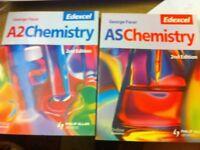 Two Edexcel Chemistry