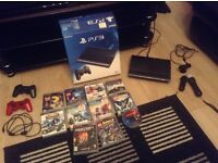 Boxed PS3 console and huge bundle
