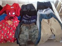Boys clothes age 6-7 years