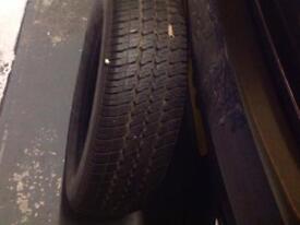 Tyre 4x4-new