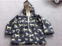 Hatley raincoat VGC - age 4