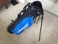Lightweight Dunlop golf bag