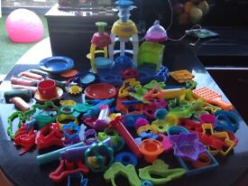 Play dough set - sweet shop and mixed cutters