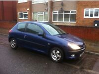 2003 PEUGEOT 206 1.4 * LOW MILEAGE 90K* MINT - PX CONSIDERED