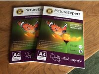 A4 Satin Photo Paper 20 sheets for any inkjet printer