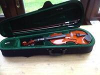 Violin size 1/2 size