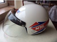 Nolan N16 Child's Crash Helmet Size S with Visor