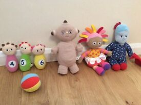 In the Night Garden Characters