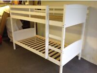 Bunk beds, excellent condition