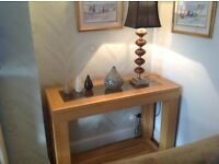 Marks and Spencer Console table