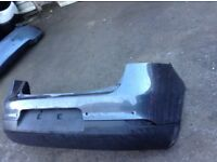 Renault Megane 5 door rear bumper 2010-2016. £20