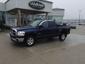 2008 Dodge Ram 1500 6 MONTHS NO PAYMENTS / 4X4 / 4 DOOR