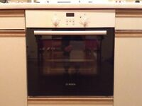 Bosch Single Fan Multi Function Electric Oven
