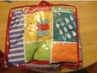 Baby Play Mat Mama and Papas excellent condition great for baby to lay on and explore
