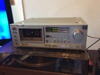 Tape deck . Ring only . No offers .
