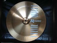Vintage Rogers China Cymbal 18""