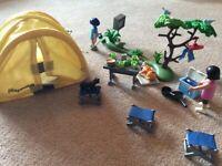 Playmobil - Summer Fun Camping