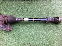 *** Mk3 Vw Golf O/S (Drivers) Driveshaft And Hub *** £25