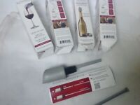 Brand new Wine Filter & Aerator by Purewine. No more headaches,