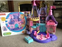 Fisher Price Little People Princess Songs Palace