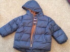 Boys coat from Next age 12-18 months