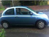 nissan micra 07 plate