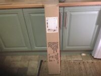 Clothes rail in box. New
