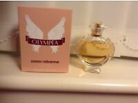 REDUCED Paco Rabanne Olympea 30ml