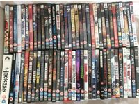 DVDs - any quantity (ideal resale) - Your price is my price