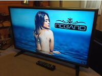 """LG 32 """" LED HD TV,built in Freeview HD,Excellent condition"""