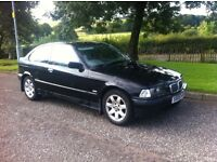 S reg BMW 316 ti compact only £495