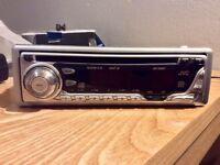 JVC Car CD and Radio Player