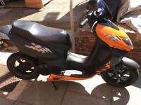 Keeway arn 125 scooter