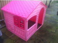 Kids playhouse £15