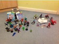 Skylanders & Infinity games & Figures