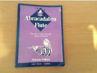 Flute tuition book